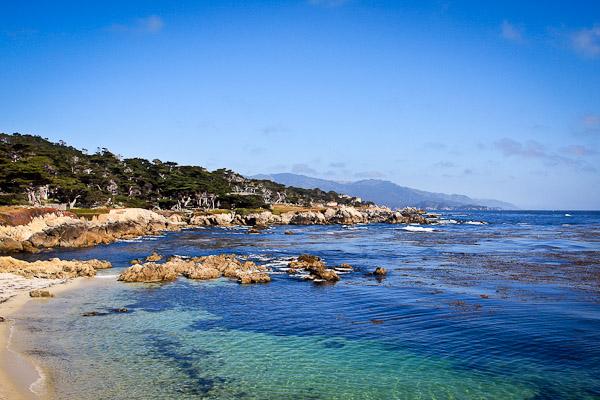 Monterey States Beach